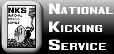National Kicking Service - Football Kicking & Punting Camps