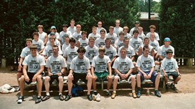 NORTH CAROLINA-SOUTH CAROLINA-NKS Summer Camp