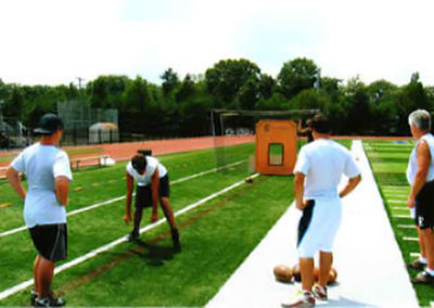 Long Snapping at NKS Camps