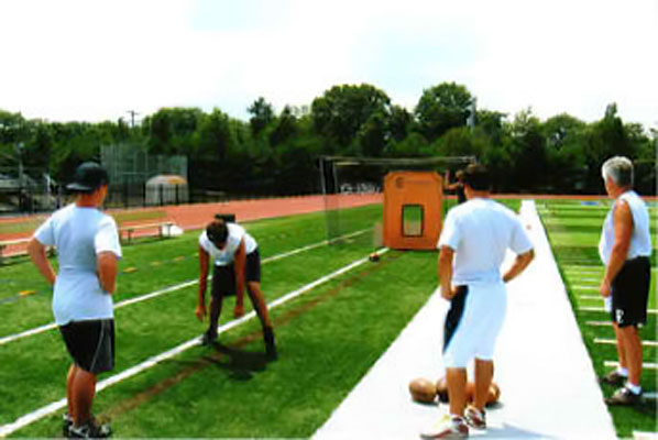 National-Kicking-Service-kickpunt -Long snappers are a huge part of the NKS program.