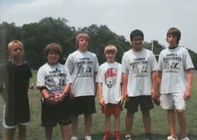 Youth Division Campers